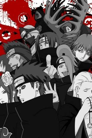 wallpaper naruto android pinterest the world s catalog of ideas