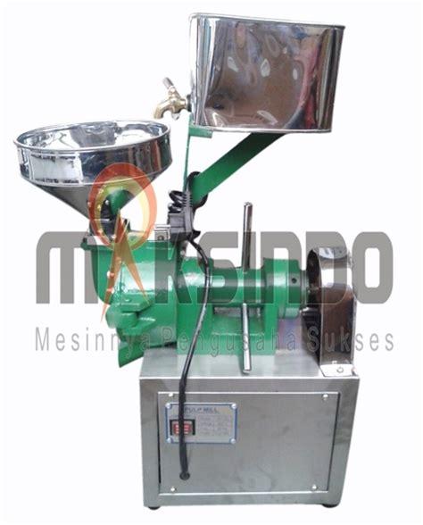 Jual Alat Cukur Semarang jual mesin pulp grinder pembubur kacang kacangan di semarang toko mesin maksindo semarang