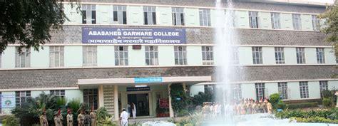 Garware Institute Mba by Mes Abasaheb Garware College Mesagc Pune Admissions 2018