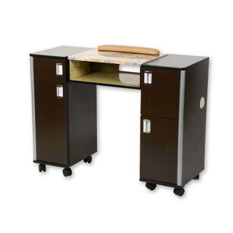 Manicure Table L Manicure Tables Boomerang Manicure Table From Dina Meri Manicure Tables Nail With Beautiful