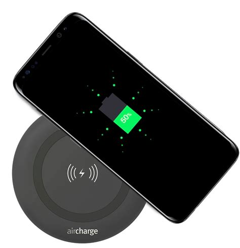 Samsung S8 Wireless Charging aircharge samsung galaxy s8 and s8 plus feature qi