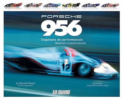 Porsche 956 Sketches Of Performance porsche 956 sketches of performance