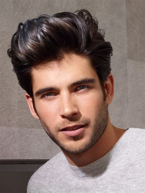 hairstyles for men with rectangle faces unsere top 25 kurzhaarfrisur f 252 r m 228 nner