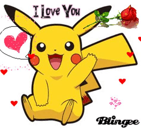 pikachu valentines day pikachu picture 135700785 blingee