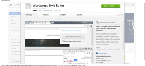 theme editor for chrome 22 free and useful google chrome extensions for wordpress