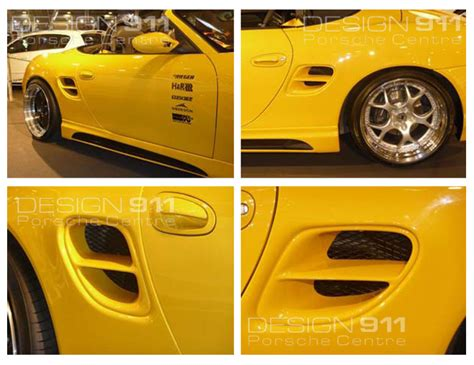Buy Porsche Boxster by Buy Porsche Boxster 986 987 981 Air Ducts Vents Design 911