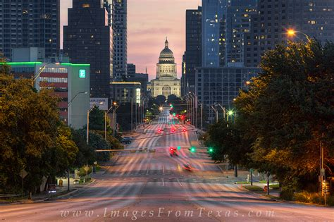 Lone Star Light Texas State Capitol Congress Avenue 5 Austin Texas