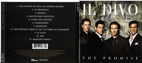 il divo italian songs il divo the promise 2008 avaxhome