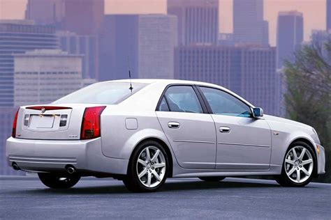 2004 cadillac cts v mpg 2004 cadillac cts reviews specs and prices cars