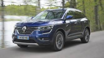 Renault Koleo 2017 Renault Koleos Review Top Gear