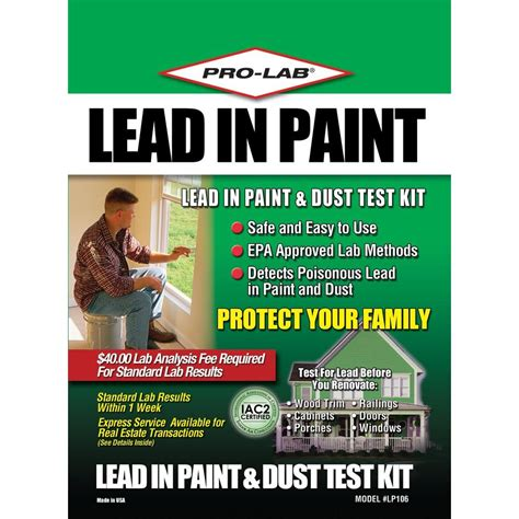 lead testing kit home depot canada insured by ross
