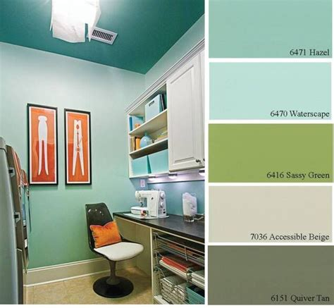 studio blue green sherwin williams studio design gallery best design