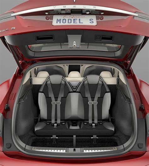 Tesla Model S Rear Facing Seats Tesla S Model S Buyback Plan Genius Or