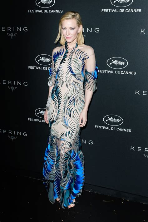 Catwalk To Carpet Cate Blanchett Carpet Style Awards by Cannes 2018 Style File Cate Blanchett In Iris Herpen