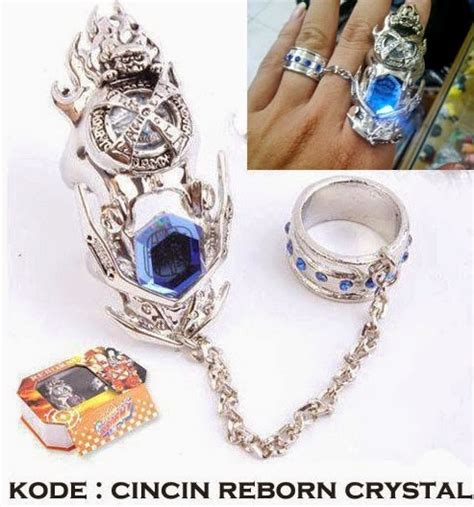 Cincin Aksesoris Fantasi Owl 2 cincin reborn jual jaket murah
