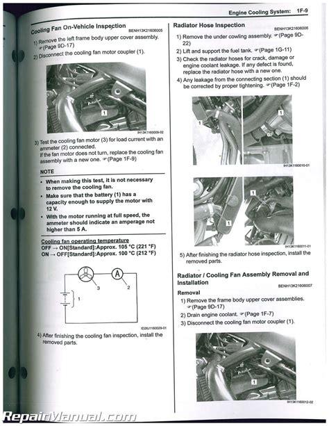 Suzuki Motorcycle Repair Manual 2018 Suzuki Gsx S750 Motorcycle Repair Manual