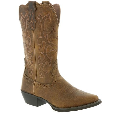 justin womens boots justin boots stede collection l2561 s boot ebay