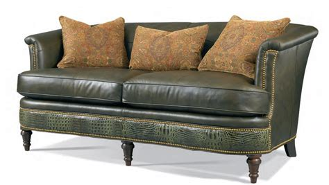 sherrill leather sofa three seater sofa leather whittemore sherrill luxury