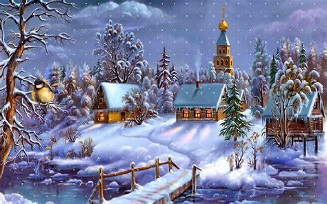 desktop wallpaper xmas scenes desktop backgrounds 4u christmas scenes