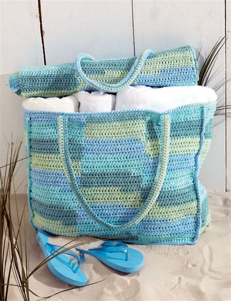 free tote bag pattern uk crochet pattern download lily sugar n cream shopping