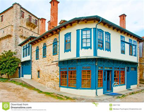 image of house old greek house stock photo image of house artwork
