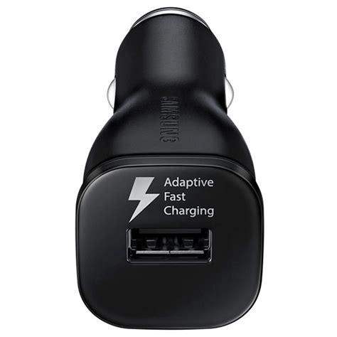 Fast Car Charger Saver Mobil Samsung Galaxy A3 A5 A7 2016 Dual Fa T19 chargeur voiture rapide samsung ep ln915u noir