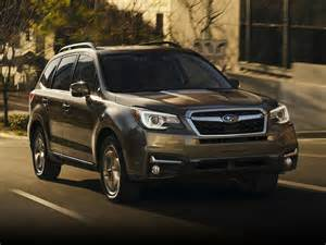 Subaru Forester Pictures New 2017 Subaru Forester Price Photos Reviews Safety