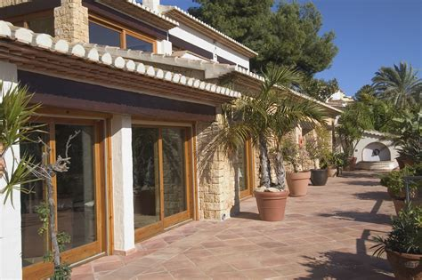 house pla pla del mar mansion in moraira buy a house in calpe