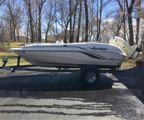 hurricane boats for sale mn 2006 hurricane gs 172 power boat for sale in anoka mn