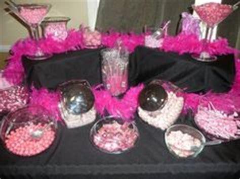 pink and black buffet pink black buffet