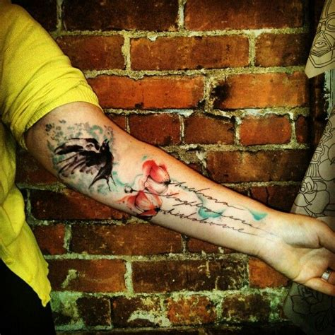 watercolor tattoo vancouver wa 27 best creative tattoos images on