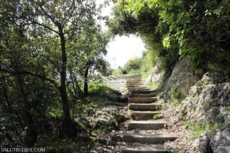chemin de nietzsche sentier de randonn 233 e en provence