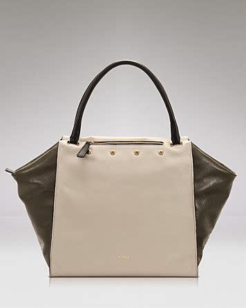 Furla Webing Luxury Turnlock 9070 furla tote alma shopper bloomingdale s
