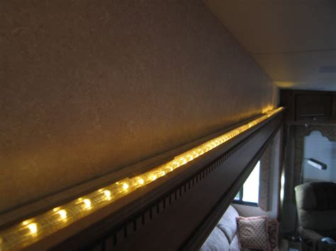 valance lighting tige valence lights ao option