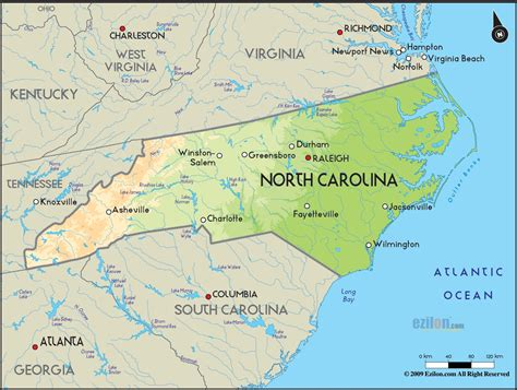 usa map carolina major confirmation quot prophetic warning state of