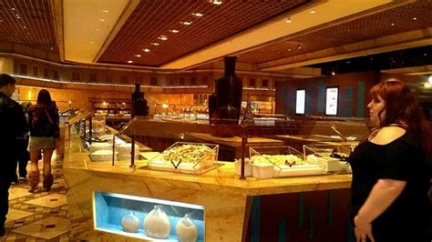 The Fruit And Salad Bar Luxor Buffet Review