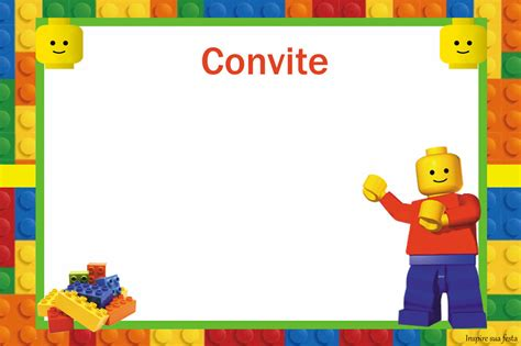 lego card templates lego free printable invitations oh my