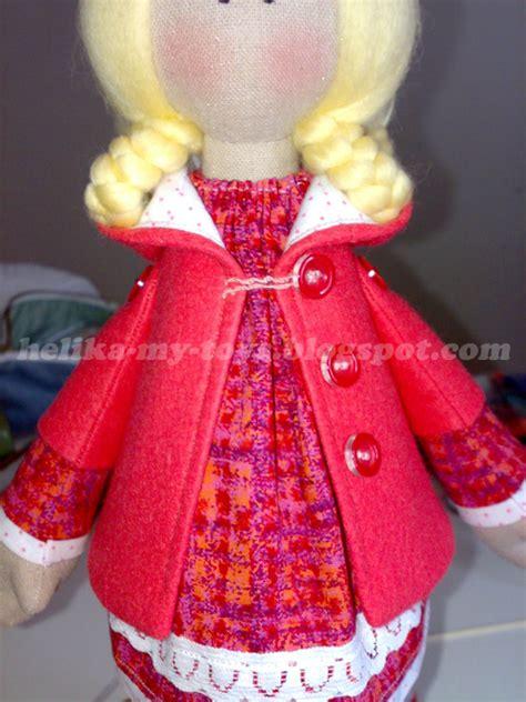 Пальто для куклы коннэ выкройка