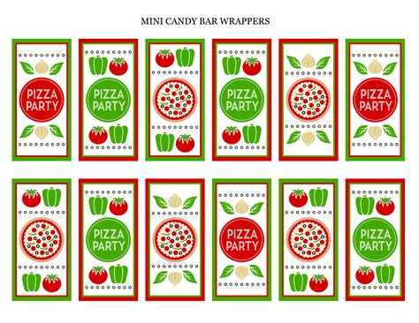 printable pizza tickets free pizza party printables from printabelle catch my party
