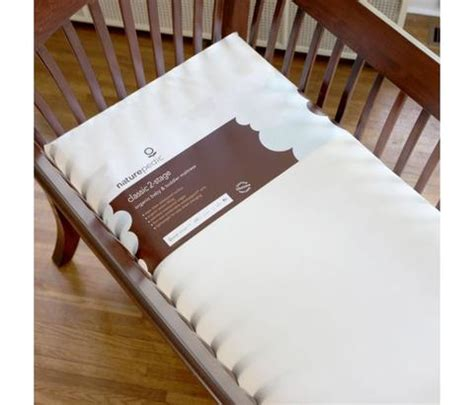 Naturepedic No Compromise Organic Cotton Classic Lightweight Crib Mattress No Compromise 174 Lightweight Organic Cotton Crib Mattress Organic Mattress And Sleep Canada