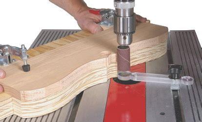 pattern drum sander pattern sanding guide package