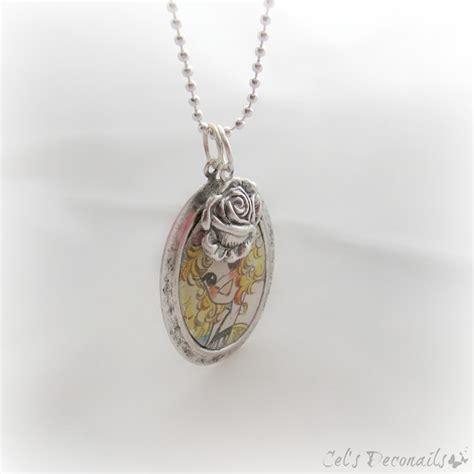 retro anime charm necklace 183 celdeconail