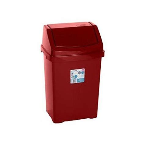 red swing bin wham case chilli red swing bin 15 litre buy online at