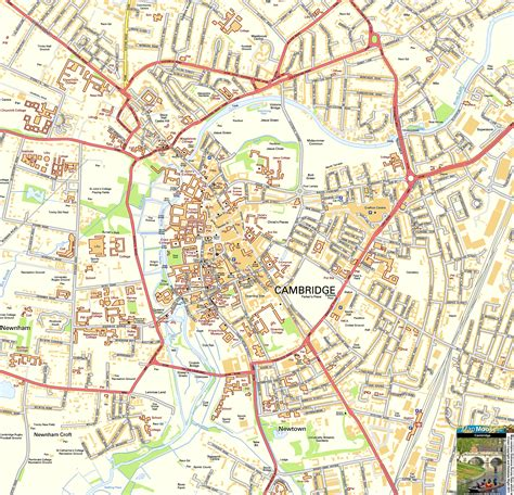 map uk cambridge college cambridge college maps