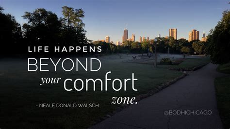spiritual comfort zone wednesday wisdom quote neale donald walsch on living