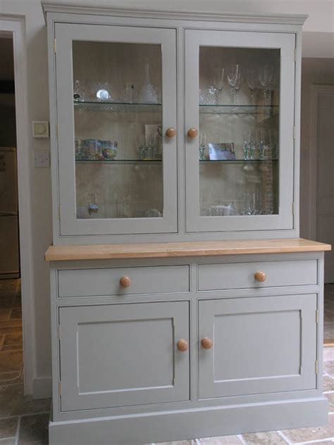 Handmade Kitchen Dressers - handmade country kitchens by milborne kitchens and