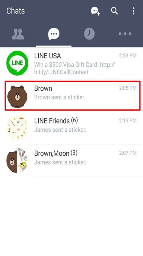 chat rooms line help center line