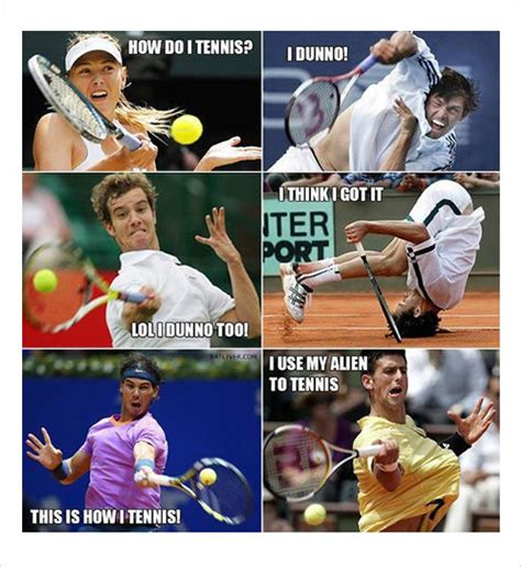 Funny Tennis Memes - funny pictures of tennis players loldamn com