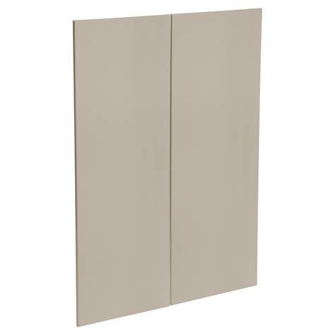 kaboodle mm shimmer metallic modern medium pantry doors