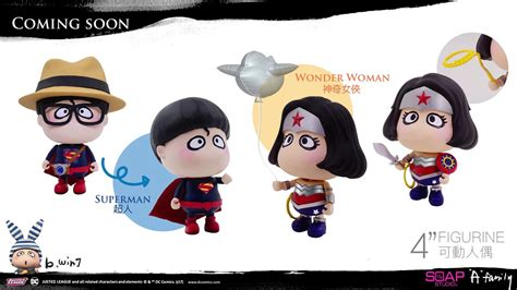Soap League by B Wing X Justice League